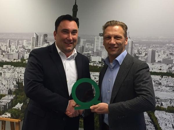 Dutch Broker Quality award 2017