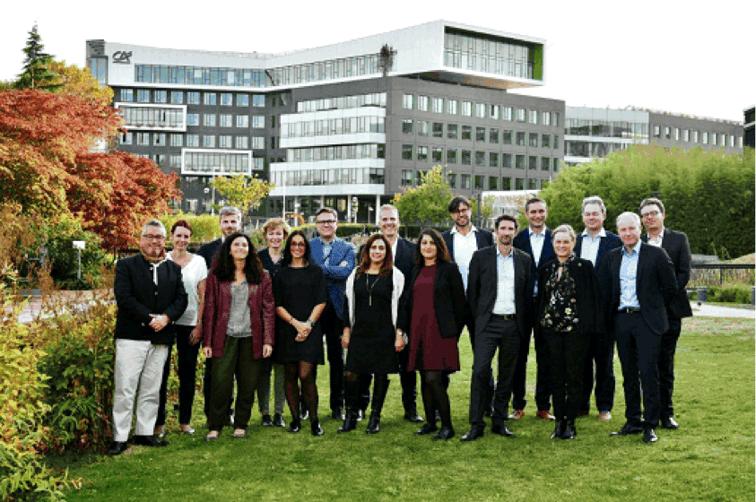 Mederwerkers Eurofactor Credit Agricole